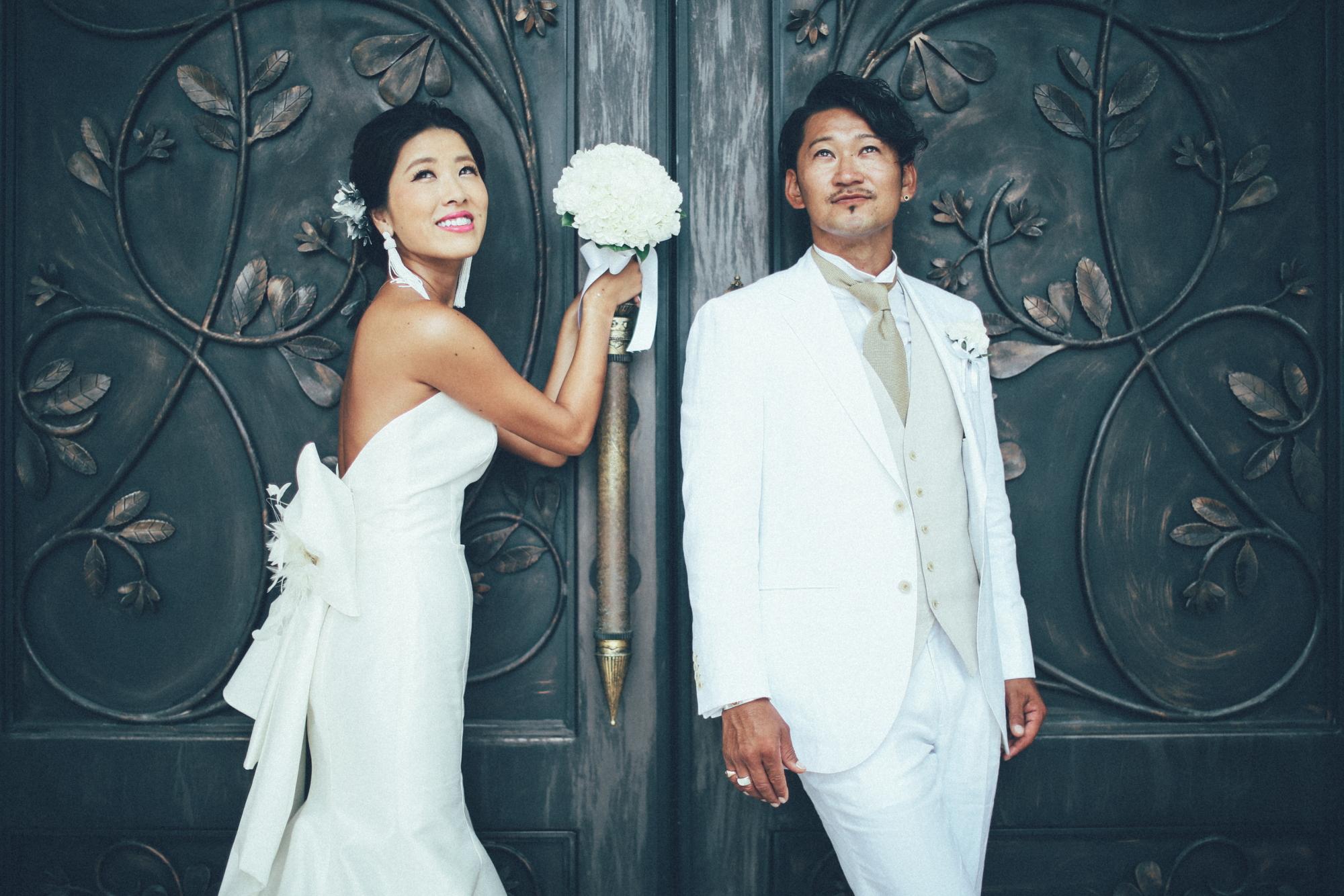 ベターハーフテラスバイザシーでの結婚